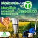 la maquina de molino de martillos MKH500
