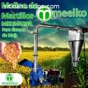la maquina de molino de martillos MKHM42
