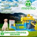 la maquina extrusora elctr MKEW90B