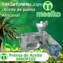 la prensa de aceite MKOP165
