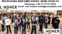 Lindner Hotels & Resorts busca empleados