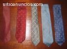 Lote 1 de corbatas