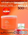 mascarillas Wella Elements en oferta