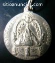 medalla virgen del coro