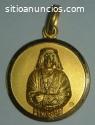 MEDALLAS JESUS DE MEDINACELI EN ORO Y EN