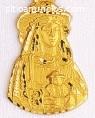 Medallas virgen rocio en oro y plata