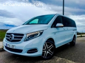 Mercedes Benz V 250 BT ano 2015