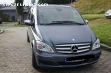 Mercedes-Benz Viano Viano CDI 2,2 de lar