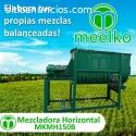 Mezcladora horizontal MKMH150B