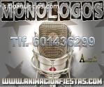 monologuistas en Madrid