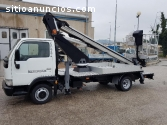 Nissan Cabstar - LIONLIFT DA 18 MT