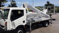 Nissan cabstar - MULTITEL MX250 25 MT