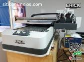 Nueva impresora plana Erick 6090UV OFERT
