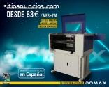 Nueva maquina laser de 60x40 cm OFERTA
