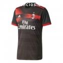 Nueva Tercera Camiseta AC Milan 2017