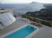 ocasion villa de lujo con vistas al mar