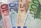 Oferta de préstamo de dineros a las pers