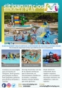 Parques acuáticos y Piscinas de chapoteo