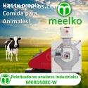 peletizadora anulares industrial MKRD508