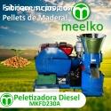 peletizadora diesel MKFD230A