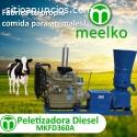 Peletizadora DIesel MKFD360A