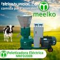 peletizadora electrica MKFD150B