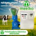 peletizadora electrica MKFD200C