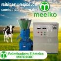 peletizadora electrica MKFD260C