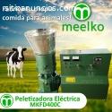 peletizadora electrica  MKFD400C