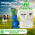 pelitilizadora electrica MKFD200C