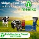 Pelitizadora Diesel MKFD260A