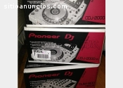 Pioneer CDJ-2000 Nexus & DJM-900 Nexus