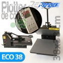 Plancha transfer ECO38 de Refine