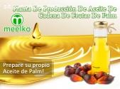 Planta De Producción De Aceite De Cadena