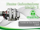 Plantas Carbonizadoras Modelo A