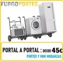 """Portes Barajas →(625≡700540)""""Puerta a"""