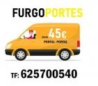 Portes baratos Alcorcón: 625700540(=40€)