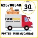 Portes Baratos(*Tetuán*): 625-700540