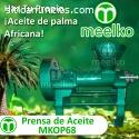 Prensa De Aceite MKOP-68