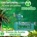 prensa de aceite MKOP160