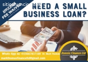 Quick Project Financing & Business Loan