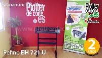 Refine EH721 oferta limitada plotter cor