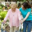 Se busca auxiliares de ayuda domicilio