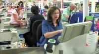Se buscan cajeros en supermercado