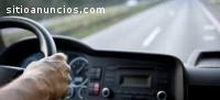 Se selecciona chofer-conductor