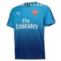 Segunda Equipacion Camiseta Arsenal 17-1
