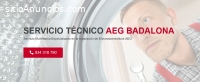 Servicio Técnico Aeg Badalona