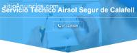 Servicio Técnico Airsol Segur de calafel