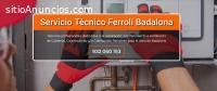 Servicio Técnico Ferroli Badalona