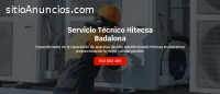 Servicio Técnico Hitecsa Badalona 934242